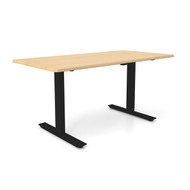 "Height Adjustable 30""x 60"" Ergonomic Business Desk - Norway"