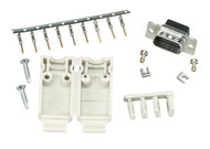 Black Box DB9 Male Connector Assembly Kit FA048