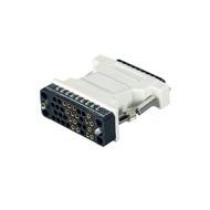 Black Box V.35 To DB25 Adapter- M34 Female To DB25 Male FA056