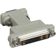Black Box Sun Compatible Video Adapter 13W3 Female to HD15 Male Adapter FA070-R2