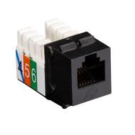 Black Box Usoc Jack RJ-11 Black FMT239