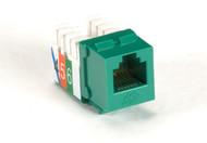 Black Box Usoc Jack RJ-11 Green FMT241