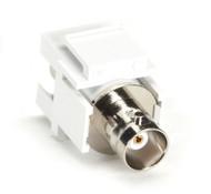 Black Box Snap Fitting Keystone BNC White FMT362-R2