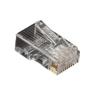 Black Box Cat5E Unshielded Modular Plug 25-Pack FMTP5E-25PAK