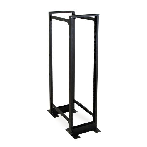 45U 4-Post Adjustable Rack