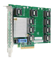 HP 12Gb SAS Expander Card with Cables for DL380 Gen9