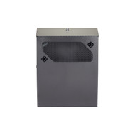 "Low-Profile Vertical Wallmount Cabinet - 4U, 24""D Equipment RMT352A-R3"