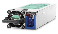 HPE 800W Flex Slot Platinum Hot Plug Low Halogen Power Supply Kit