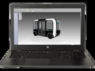 HP ZBook 15u G4 W10P-64 i5 7200U 2.5GHz 500GB SATA 4GB 15.6FHD WLAN BT BL FPR NFC Notebook PC