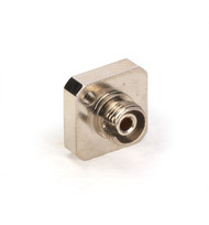 Black Box Fiber Optic Coupling FC/FC Multimode Simplex Bronze Square FOT101