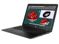 HP ZBook 15 G4 W10P-64 i7 7700HQ 2.8GHz 1TB SATA 8GB 15.6FHD WLAN BT BL FPR M1200 Cam Notebook PC
