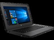 HP Stream 11 Pro G4 W10P-64 C N3450 1.1GHz 64GB SATA 4GB 11.6HD WLAN BT Cam Notebook PC