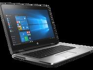 HP ProBook 640 G3 W10P-64 i5 7200U 2.5GHz 500GB SATA 8GB(1x8GB) DVDRW 14.0HD WLAN BT No-FPR No-NFC Cam Notebook PC
