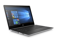 HP ProBook 440 G5 W10P-64 i3 7100U 2.4GHz 500GB SATA 4GB 14.0HD WLAN BT FPR Cam Notebook