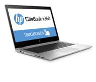 HP EliteBook 1030 x360 G2 W10P-64 i5 7200U 2.5GHz 256GB SSD 8GB 13.3FHD NFC WLAN BT BL Pen Cam Notebook