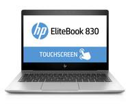 HP EliteBook 830 G5 Touch W10P-64 i5 8250U 1.6GHz 256GB NVME 8GB 13.3FHD Privacy WLAN BT BL FPR NFC Cam Notebook