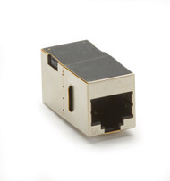Black Box Cat6A Shielded Coupler C6ACP71S-SV
