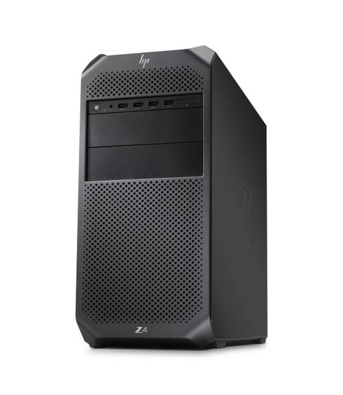 HP z4 G4 W10P-64 X W-2133 3.6GHz 256GB NVME 32GB(4x8GB) ECC DDR4 2666 DVDRW Quadro P5000 16GB 750W