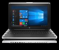 HP ProBook 455 G5 W10P-64 AMD A10-9620P 2.5GHz 256GB NVME 8GB(1x8GB) DDR4 1866 15.6FHD WLAN BT BL FPR Cam