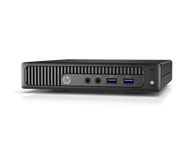 HP 260 G2 W10P-64 PD 4405U 2.1GHz 500GB SATA 4GB(1x4GB) DDR4 2400 WLAN BT Mini