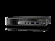 HP 260 G2 W10P-64 C 3855U 1.6GHz 500GB SATA 4GB(1x4GB) DDR4 2400 WLAN BT Mini