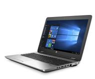 HP ProBook 640 G3 W10P-64 i5 7300U 2.6GHz 500GB SATA 4GB DVDRW 14.0FHD WLAN BT BL FPR No-NFC Cam