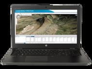 HP ZBook 15u G5 Touch W10P-64 i7 8650U 1.9GHz 256GB NVME 8GB 15.6FHD WLAN BT BL FPR No-NFC Cam