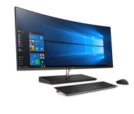 HP EliteOne 1000 W10P-64 i5 6600 3.3GHz 256GB SSD 8GB(1x8GB) DDR4 2400 34.0WQHD Curved No-Wireless No-FPR Cam Speakers