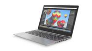 HP ZBook 15u G5 W10P-64 i7 8650U 1.9GHz 256GB NVME 16GB 15.6FHD WLAN BT BL FPR No-NFC Cam