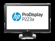 HP ProDisplay P223a 21.5 inch 1920 x 1080 DisplayPort 1.2 VGA Speakers Monitor