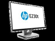 HP EliteDisplay E230t 23 inch Touch Monitor