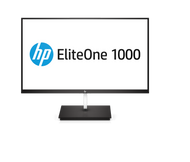 HP EliteOne 1000 W10P-64 i5 7500 3.4GHz 1TB SATA 8GB 27.0UHD WLAN BT FPR Speakers Cam
