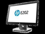 HP EliteDisplay E202 20 inch Monitor PC