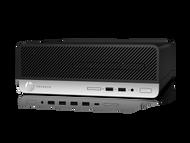 HP ProDesk 400 G4 W10P-64 PD G4560 3.5GHz 128GB SSD 8GB(1x8GB) DDR4 2400 No-Optical