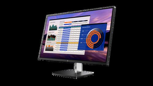 HP EliteDisplay S270n 27 inch 4k Micro Edge (3840 x 2160) DisplayPort 1.2 HDMI 1.4 HDMI 2.0 Monitor