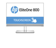 HP EliteOne 800 G4 Touch W10P-64 i5 8500 3.0GHz 256GB NVME 8GB(1x8GB) DDR4 2666 DVDRW 23.8FHD WLAN BT Speakers Cam