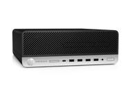 HP ProDesk 600 G4 W10P-64 i5 8500 3.0GHz 256GB NVME 8GB(1x8GB) DDR4 2666 DVDRW VGA Port