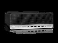 HP ProDesk 600 G4 W10P-64 i7 8700 3.2GHz 256GB NVME 8GB(1x8GB) DDR4 2666 DVDRW VGA Port