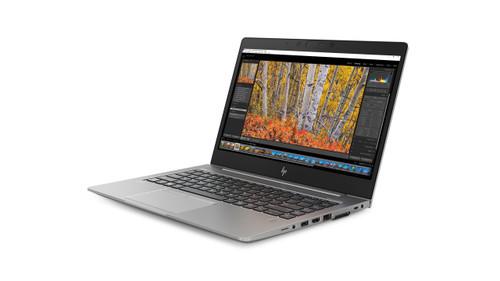 HP ZBook 14u G5 W10P-64 i7 8550U 1.8GHz 512GB NVME 16GB(2x8GB) DDR4 2400 14.0FHD WLAN BT BL FPR No-NFC Cam