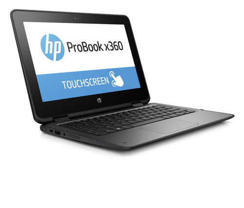 HP ProBook 11 x360 G2 Touch W10P-64 i5 7Y54 1.2GHz 256GB SSD 8GB 11.6HD WLAN BT Pen Cam PC