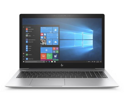 HP EliteBook 850 G5 W10P-64 i7 8650U 1.9GHz 512GB NVME 16GB(1x16GB) 15.6FHD WLAN BT BL FPR No-NFC Cam