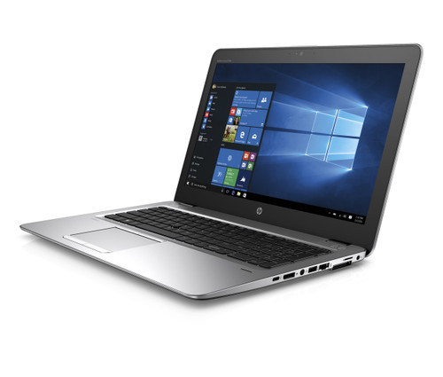 HP EliteBook 850 G4 W10P-64 i7 7600U 2.8GHz 256GB NVME 16GB(2x8GB) 15.6FHD WLAN BT BL FPR No-NFC Cam