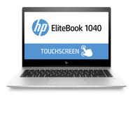HP EliteBook 1040 G4 Touch W10P-64 i7 7820HQ 2.9GHz 512GB NVME 16GB 14.0FHD WLAN BT BL FPR NFC Cam