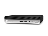 HP ProDesk 400 G4 W10P-64 i3 8100T 3.1GHz 500GB SATA 4GB(1x4GB) DDR4 2666 WLAN BT Mini PC
