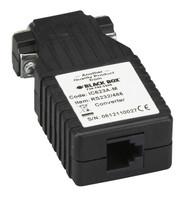 Black Box Async RS232 to RS485 interface converter DB9 to RJ11 IC623A-M