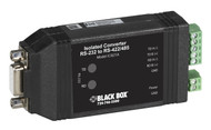 Black Box Async RS232 to RS422/485 Interface Converter DB9 to Terminal Block IC821A