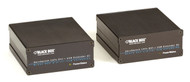 Black Box EC Series KVM Fiber Extender Kit, DVI-D, USB ACX310F-R2