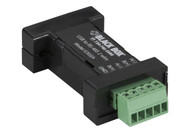 Black Box USB 2.0 to RS485 2-Wire Converter, Terminal Block, 1-Port IC832A