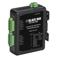Black Box Async RS422/485 Repeater, (2) Terminal Block ICD107A