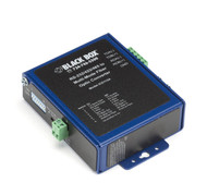 Black Box Async RS232/422/485 Fiber Extender, Terminal Block to Multimode ST ICD115A